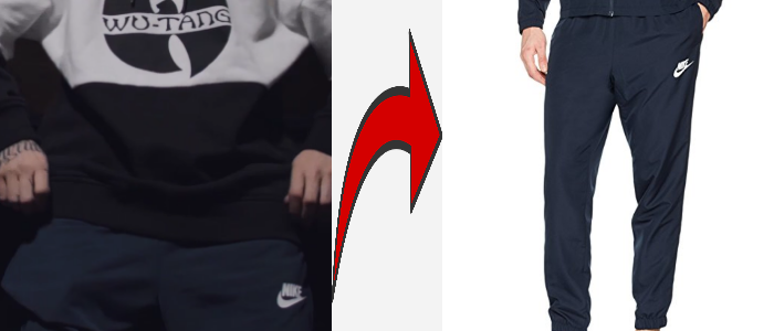 M.O.030 Nike Hose