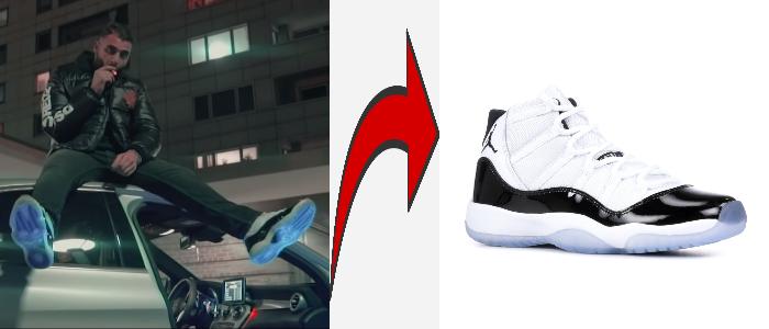 Samra Instinkte Sneaker